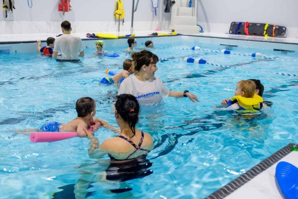 swimming programs for kids
