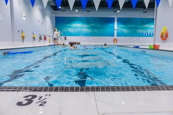 swimming lessons for kids in vaughan