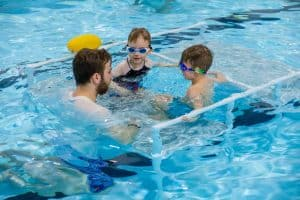 baby swimming lessons in vaughan