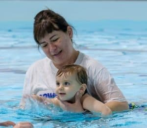 swimming lessons for kids with special needs
