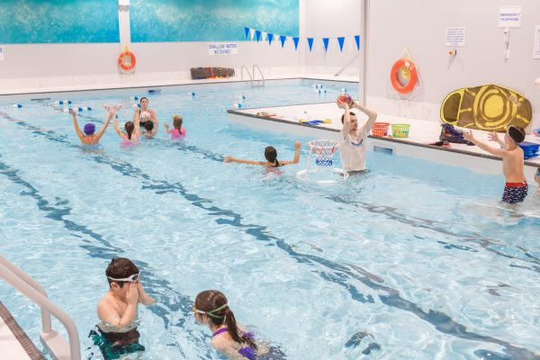 swimming school for kids