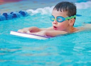 Is your child ready to learn swimming