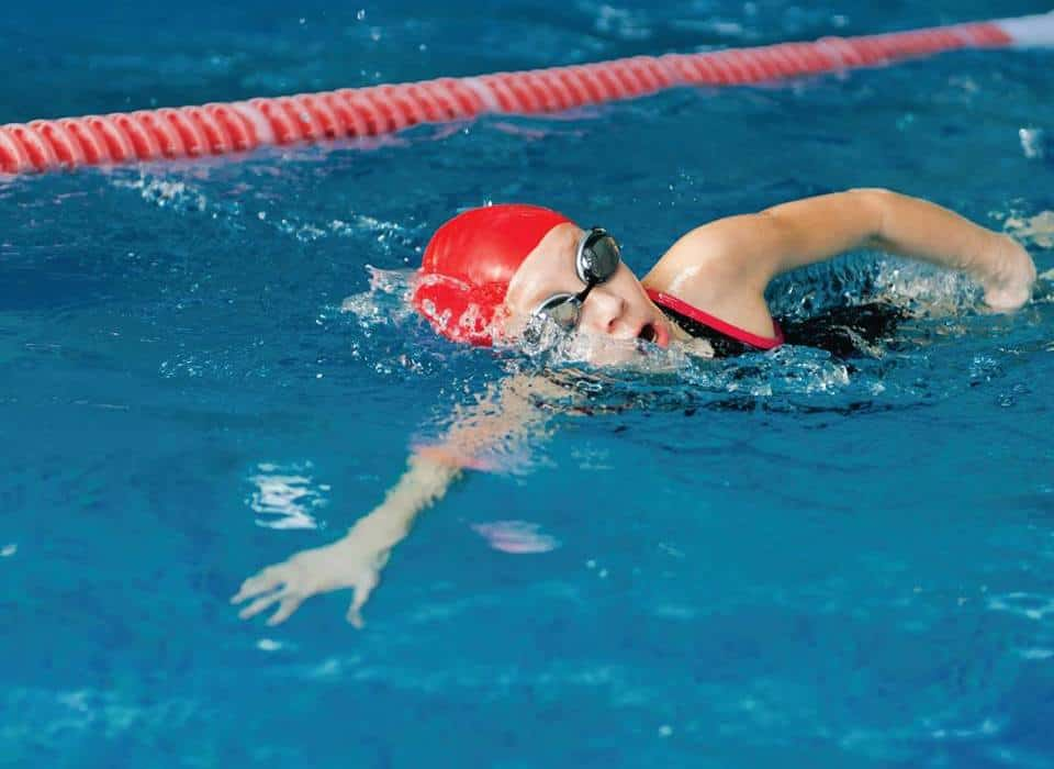 Most valuable benefits of swimming