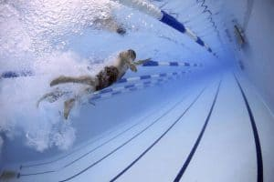 how to use swimming for weight loss