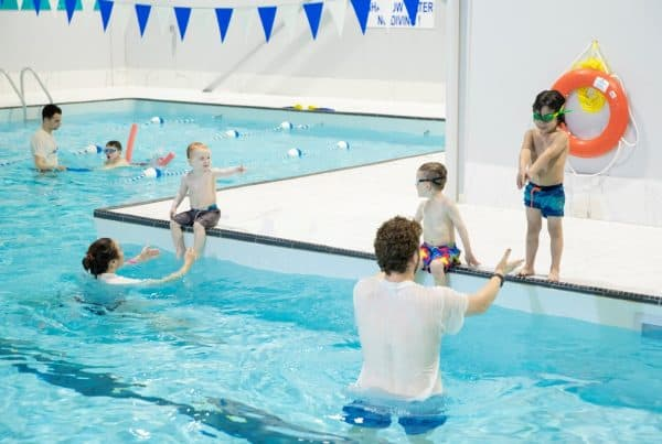 Start swimming this fall! Back to the school & back the pool