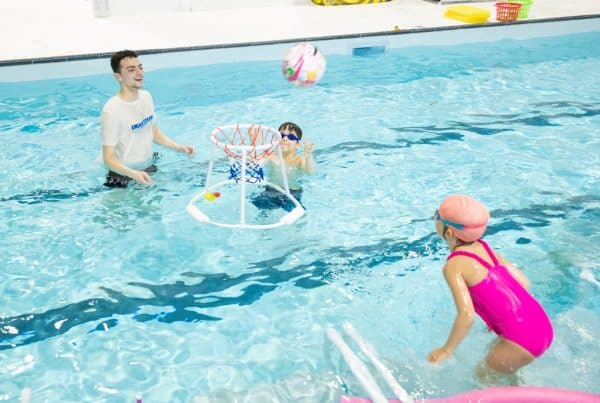 How To Push Little Swimmers With Goal-Setting Method
